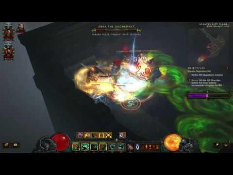 Diablo 3: The Diversity Of Uncommon Builds (Team 4/12 Grift 57 v2.4.1)