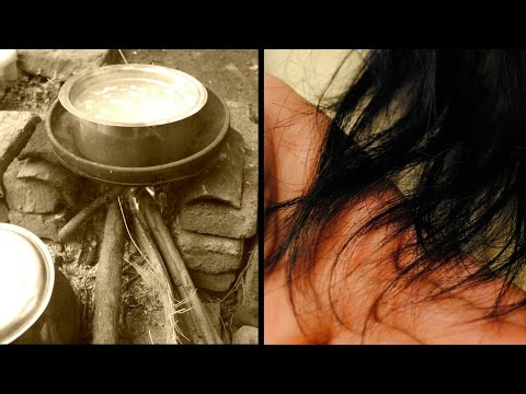 Ancient Remedy to Restore Damaged Hair | Simple & Effective!