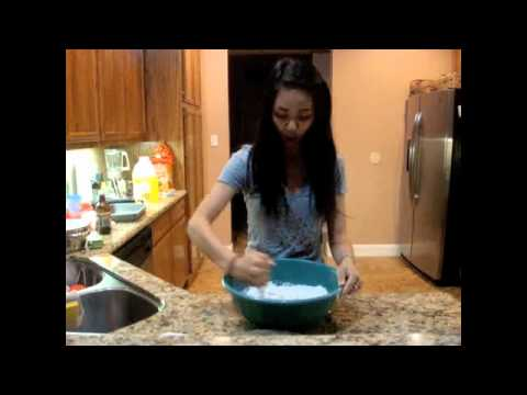 How to Make a Cake.. in Spanish!