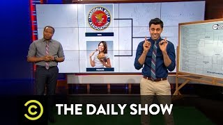 Third Month Mania Begins: The Daily Show