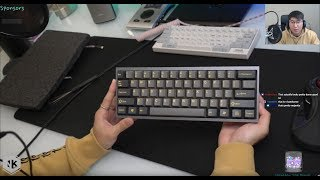 Kbdfans Tofu Hhkb Hotswap Fixing Ping And Reverb