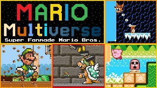 SFMB/Mario Multiverse | The Best Mario Fan Game?!