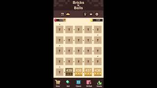 Bricks n Balls - Level 135 - Bricks N' Balls - imclips net