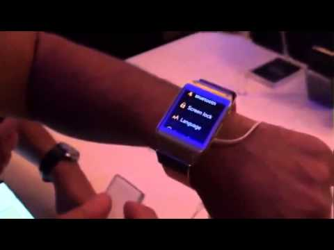 Samsung Galaxy Gear 2 Hands On At Home HD Review
