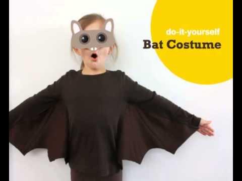 make bat costume halloween