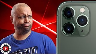 """Don't buy the Apple iPhone 11 """"Pro"""" or iPhone """"Pro"""" Max! Apple went too FAR!"""