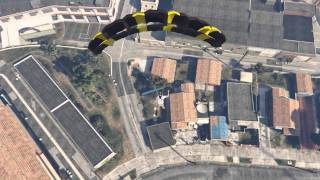 DOING STUPID SHIT IN GTA 5 MONTAGE