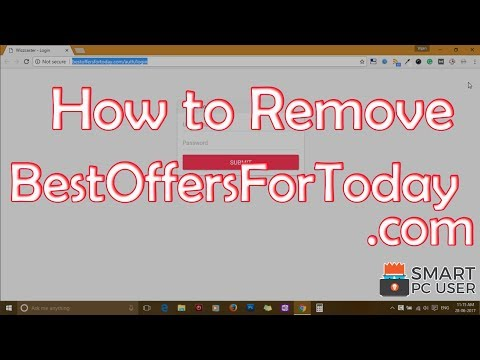 How to Remove BestOffersForToday.com from Browsers (Chrome, Firefox, Edge, IE)