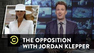 Happy Birthday, FLOTUS - The Opposition w/ Jordan Klepper