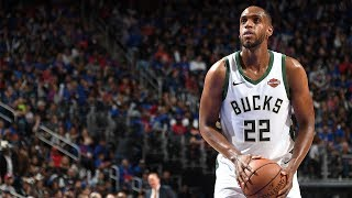 Khris Middleton is Lethal From 3-Point Range   2018-19 NBA Mix