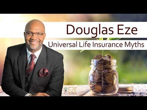 Universal life insurance myths