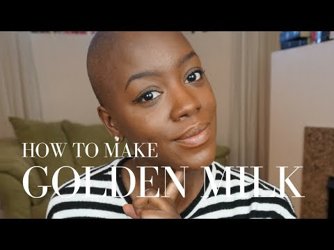 How to Make Golden Milk (2 Recipes)   Stacey Flowers