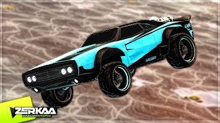 NEW DLC FAST AND FURIOUS CAR! (Rocket League)