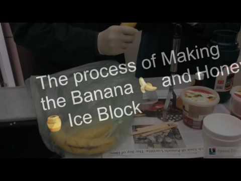 Making Healthy Ice-Blocks