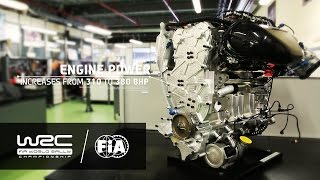 WRC 2017: Citroen Racing´s engine 2017!