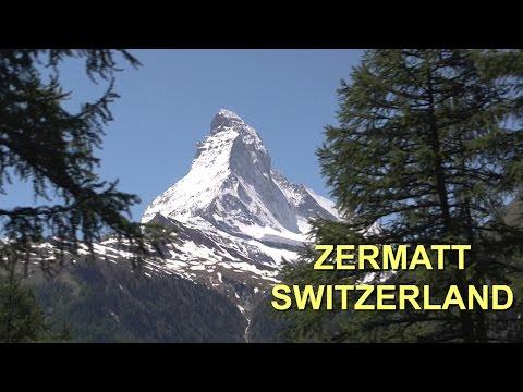 Zermatt town, Switzerland
