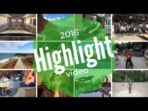 2016 Vlog Highlights
