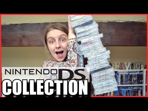 My Nintendo Ds Collection 2018!