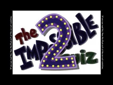 The Impossible Quiz 2 Complete Walkthrough