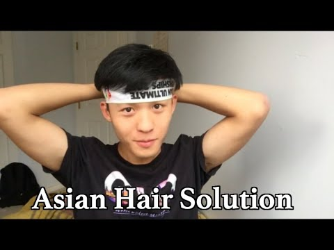 A Long Term Solution To Asian Hair Sticking Out | Look Good While Growing Out Your Hair