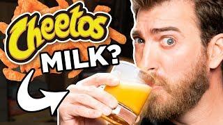 Will It Milk? Taste Test