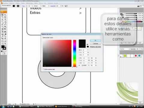 como hacer una imagen 3D en Illustrator CS3