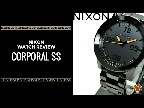 The Corporal SS | Nixon Watch Review