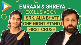 Emraan Hashmi & Shreya Dhanwanthary EXCLUSIVE on Why Cheat India, SRK, One Night Stands