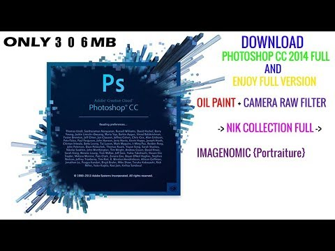 How to install adobe photoshop cc 14 0 -