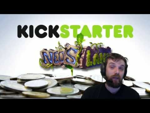 KickStarter Project - Neo's Land - Let's Build An MMO   MMORPG