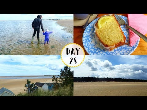 Cake Time & Beach Huts At Wells! | VEDA