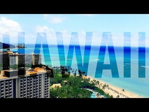 The Arrozconpollos Take Hawaii