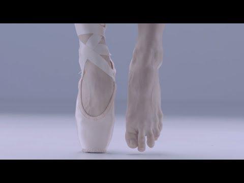 Ballet Anatomy: Feet