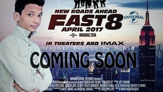 Fast And The Furious 8 Movie Poster Design - Photoshop CC Tutorial