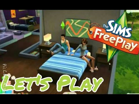 The Sims Freeplay | WooHoo !?! | ( Sims Let's Play )
