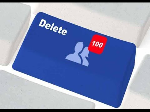 How to delete friends from Facebook [FAST]&[NO SCRIPT]
