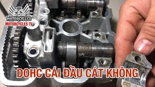 Video 313: Cứu Sống Đầu Winner Lột Nát Cam Cò Chi Phí Rẽ | Motorcycle TV