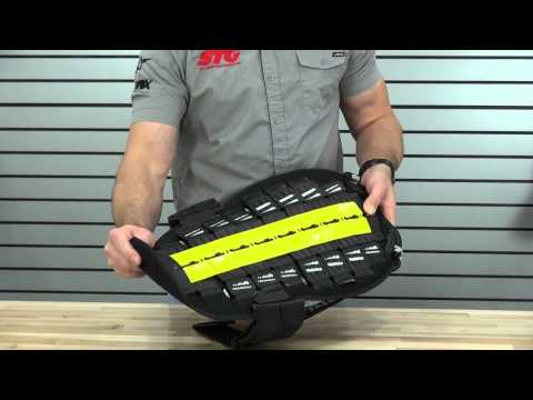 RS Taichi CE Flex NXV306 Back Protector Review from SportbikeTrackGear.com