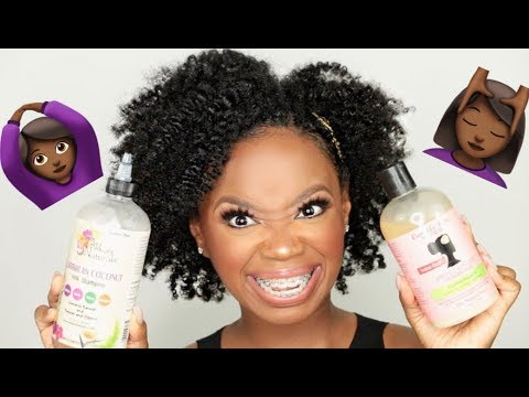 The Best Shampoos For Natural Hair To Stimulate Growth & Moisture