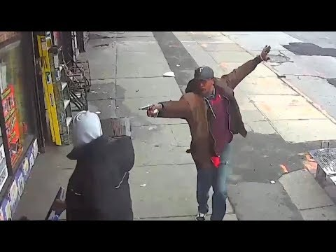 Saheed Vassell vs. NYPD