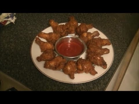 SPICY CHICKEN WINGS *COOK WITH FAIZA*