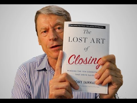 What is the best book on closing more sales?