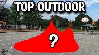 Top 10 Best Basketball Shoes for Outdoor Use!