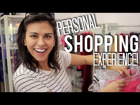 PERSONAL SHOPPING EXPERIENCE!   TheZombieeLife