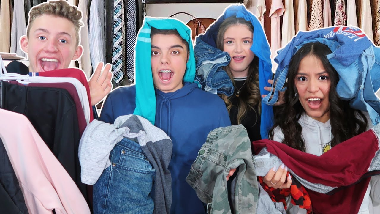 Extreme Closet Clean Out! | Why Do You Have This?