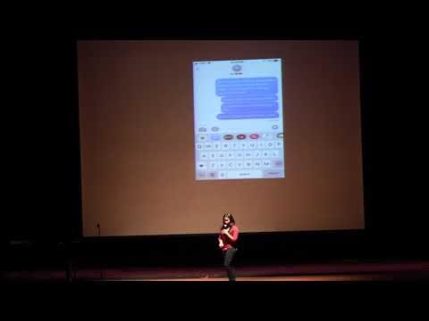 Technology and Social Interaction  | Pavithra Veera | TEDxMonroeTownshipHighSchool