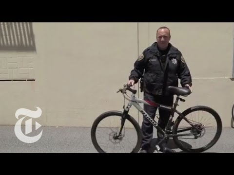 How to Catch a Bike Thief   The New York Times