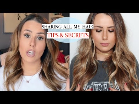 HOW I GREW LONG, THICK & HEALTHY HAIR FAST (MY UPDATED HAIR CARE ROUTINE)