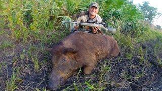 DIY! Hog Hunt, Skin and Quarter! FireArm Friday!! Deer Meat For Dinner!!!