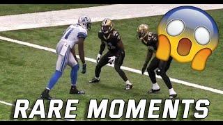 NFL Rare Moments   NFL